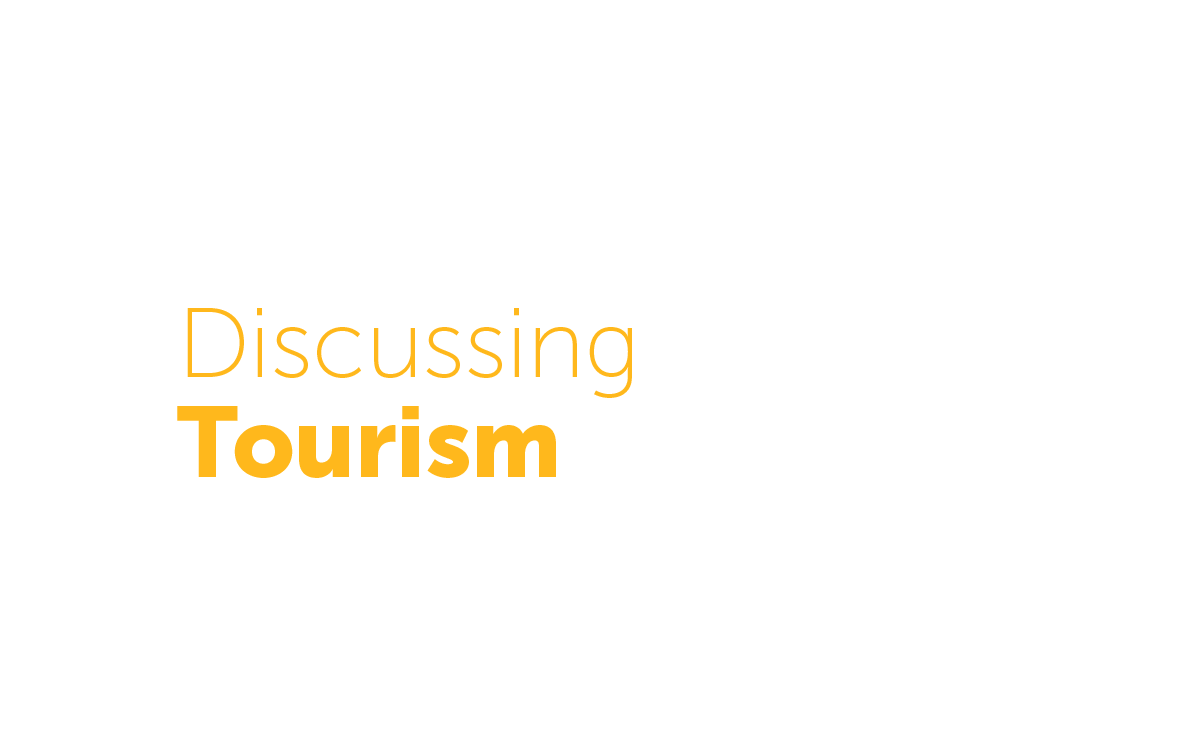 Discussing Tourism Regional White